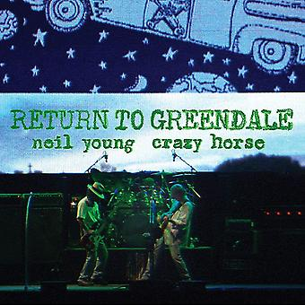 Neil Young & Crazy Horse - Return To Greendale Vinyl