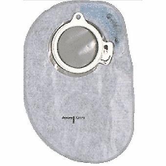 Coloplast Colostomy Pungă Assura Sistem din două piese 8-1/2 inch Lungime, Maxi Închis End, Opac 30 Count
