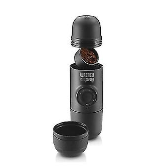 Capsule portable hand press coffee machine travel gadgets, perfect for camping, hiking az1117