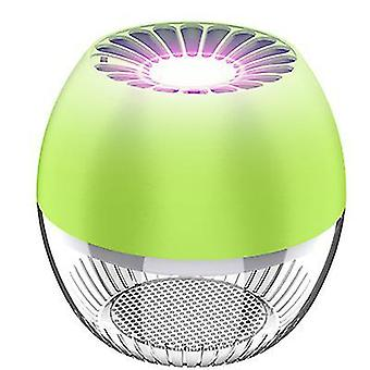 USB Indoor Insect Trap Fruit Fly Mosquito Killer Indoor Kitchen Bug Catcher(Green)