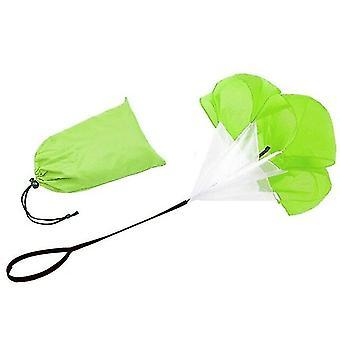 Hastighed faldskærm styrketræning øvelse værktøj udstyr paraply fodbold udendørs fitness