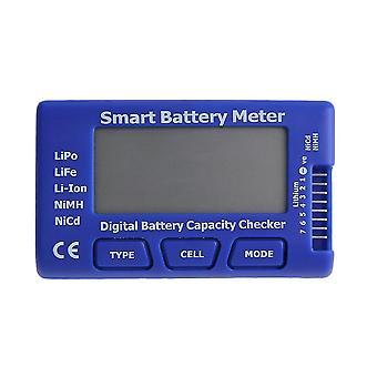 5 i 1 smart batterimåler med balanceafladning Esc Servo Ppm Tester
