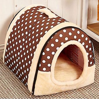 Koiran lemmikkitalon koiransänky koirille Kissat Pienet eläimet