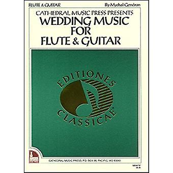Muzyka ślubna na flet & gitara nutowa