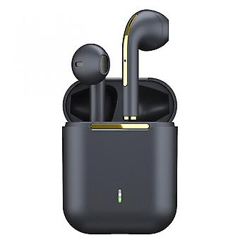 J18 Tws Langaton Bluetooth Earbuds Korvanappien led 5.0 Touch