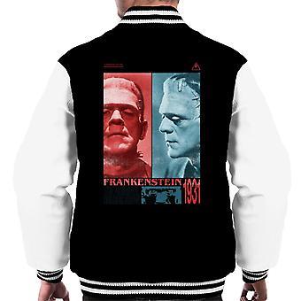 Frankenstein The Original Horror Show Men's Varsity Jacket