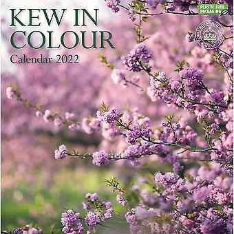 Otter House Royal Botanic Gardens Kew Kew i färg (pfp) Väggkalender 2022