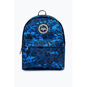 Hype Leopard Camo Backpack