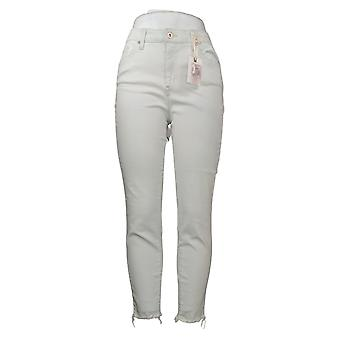 Jessica Simpson Women's Jeans Adored High Rise Ankle Pale Blue 652561
