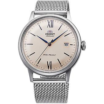 ORIENT Classic Bambino Legacy V6 (Classic & Simple) RA-AC0020G10B - Stainless Steel Male Mechanical 3 hands