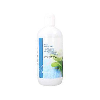 Kroppsolja Post Depil Idema Aloe Vera (500 ml)