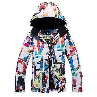 Waterproof & Windproof Snowboard Coat Outdoor Mountain Sport Skiing Suit