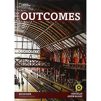 Outcomes Beginner: Student Book Split A and Class DVD