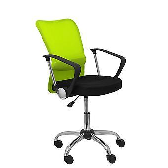 Office Chair Cardenete Foröl 238GVNE Black Green