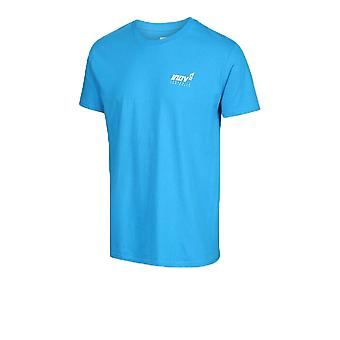 Inov8 ekologisk bomull smidd T-shirt - AW21