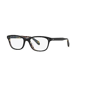 Eyeglasses oliver peoples ashton ov5224 1309 black dark tortoise glasses