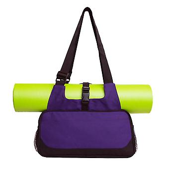 Mimigo Travel Yoga Gym Bag With Yoga Mat Holderyoga Mat Bags Fits All Your Daily Stuff For Women