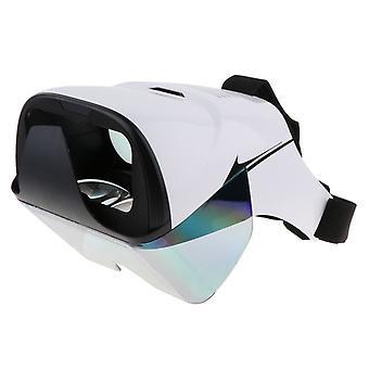 Aionyaaa Gafas de Realidad Aumentada Para Teléfonos Móviles Ar Realidad Virtual 3D Gaming Headset