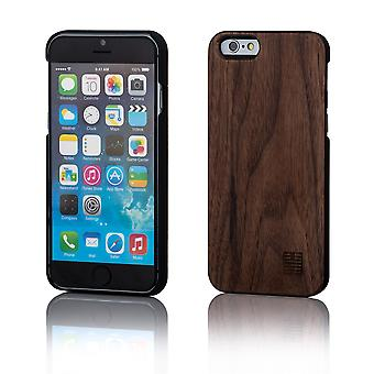 32nd Wooden Back case for Apple iPhone 6 6S - Walnut