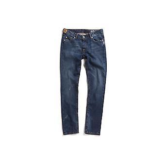 Jesus Jeans Hosen 5 Taschen 739 LWT weibliche 4001RU0