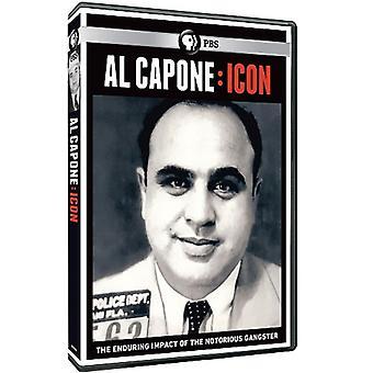 Al Capone: Importazione icona [DVD] Stati Uniti d'America