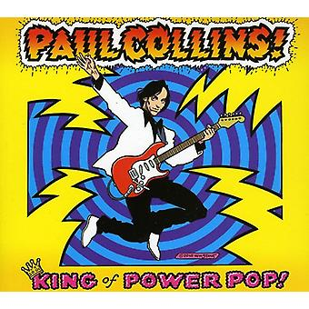 Paul Collins - król popu moc! [CD] USA import
