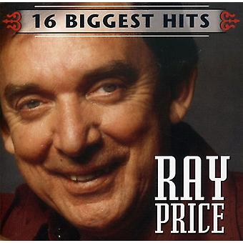 Ray Price - 16 grootste Hits [CD] USA import