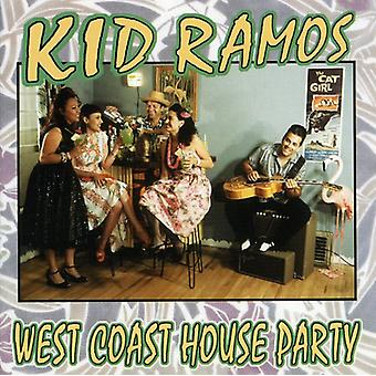 Kid Ramos - West Coast House Party [CD] USA import