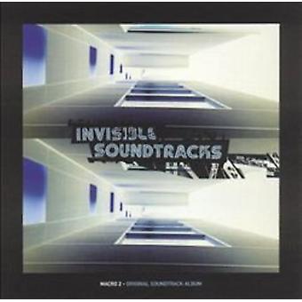 Invisible Soundtracks: Macro 2 - Invisible Soundtracks: Macro 2 [CD] USA import
