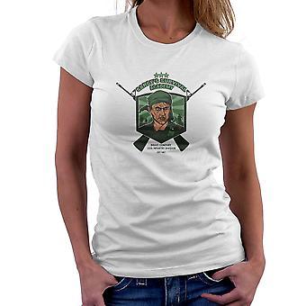 Sarges Survival Academy Platoon Sergeant Barnes Women's T-Shirt