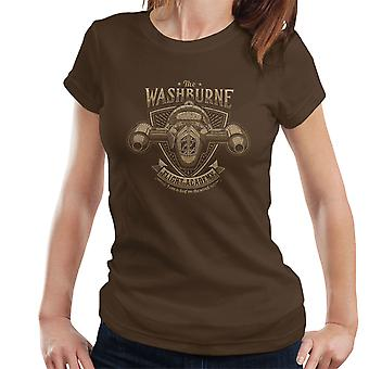 The Washburne Flight Academy Firefly Serenity Women's T-Shirt