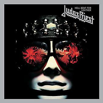 Judas Priest - Hell Bent for Leather [CD] Yhdysvallat tuoda