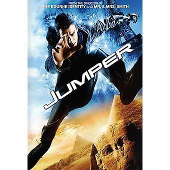 Locandina del film Jumper (27 x 40)