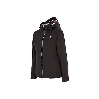 4F Women's Ski Jacket H4Z17-KUDN005BLK Womens Jacket