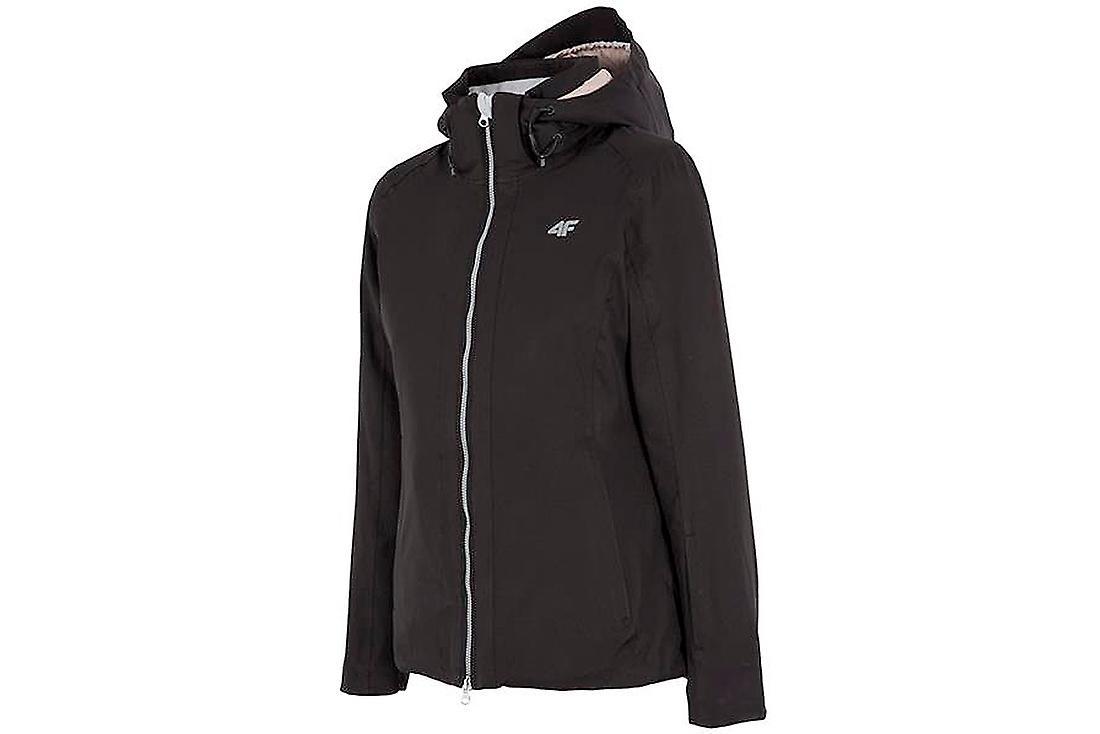 4f kvinners Ski jakke H4Z17 KUDN005BLK Women 's Jacket