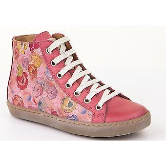 Froddo Girls G3110097-1 Boots Pink