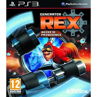Generator Rex Agent of Providence (PS3) - New