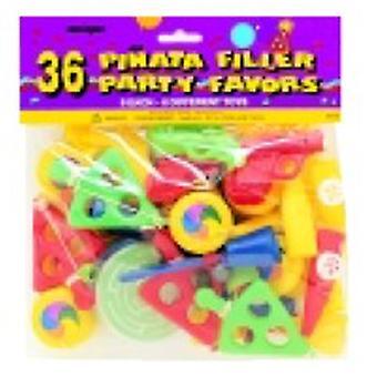 PINATA VULLER PARTY Toys (zak van 36)