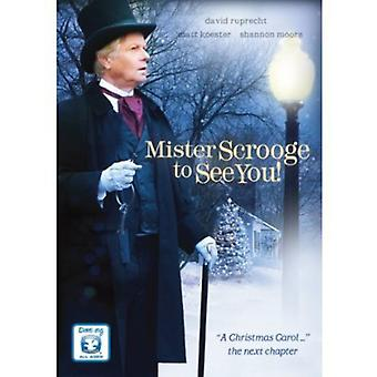Mister Scrooge to See You! [DVD] USA import