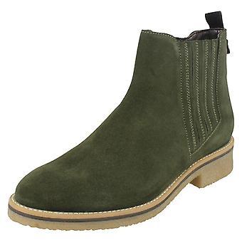 Senhoras Van Dal tornozelo botas Mineral