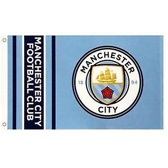 Manchester City vlag WM