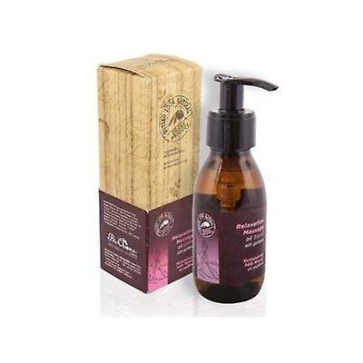 Oil for relaxation massage  100ml