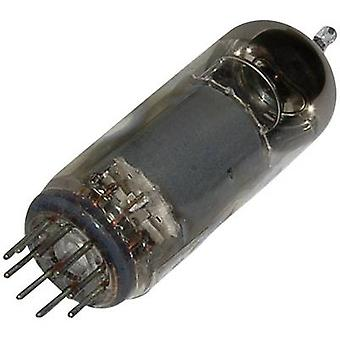 Vacuum tube EF 80 = 6 BX 6 Pentode 170 V 10 mA Number of pins: 9 Base: Noval Content 1 pc(s)