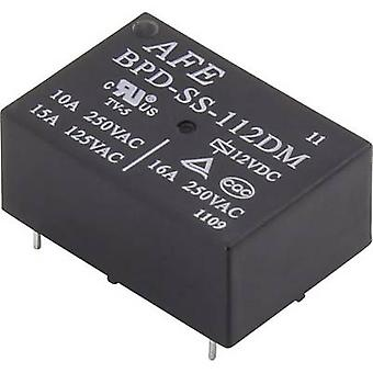 AFE BPD-SS-124DM ממסר 24 V DC 16 A 1 maker 1 pc (עם)
