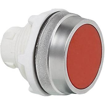 BACO T16AA01 Pushbutton Front ring (PVC), chrome-plated Red 1 pc(s)
