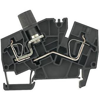 Weidmüller 1820930000-1 ZSI 6-2 2X2.5/G20 0.5 - 10 mm² Black