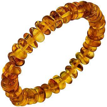 Bracciale ambra ambra bracciale infinito e flessibile