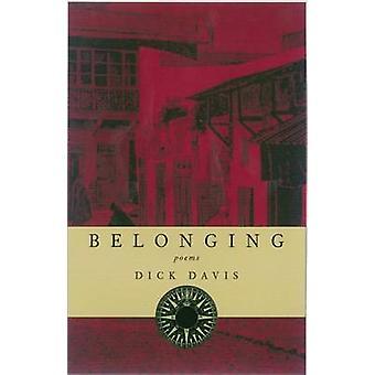 Pertenencia - poemas de Dick Davis - libro 9780804010436