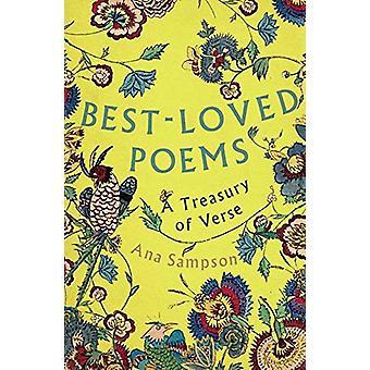Mest älskade dikter - en skattkammare av vers av Ana Sampson - 9781782437246