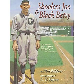 Shoeless Joe i Betsy czarny